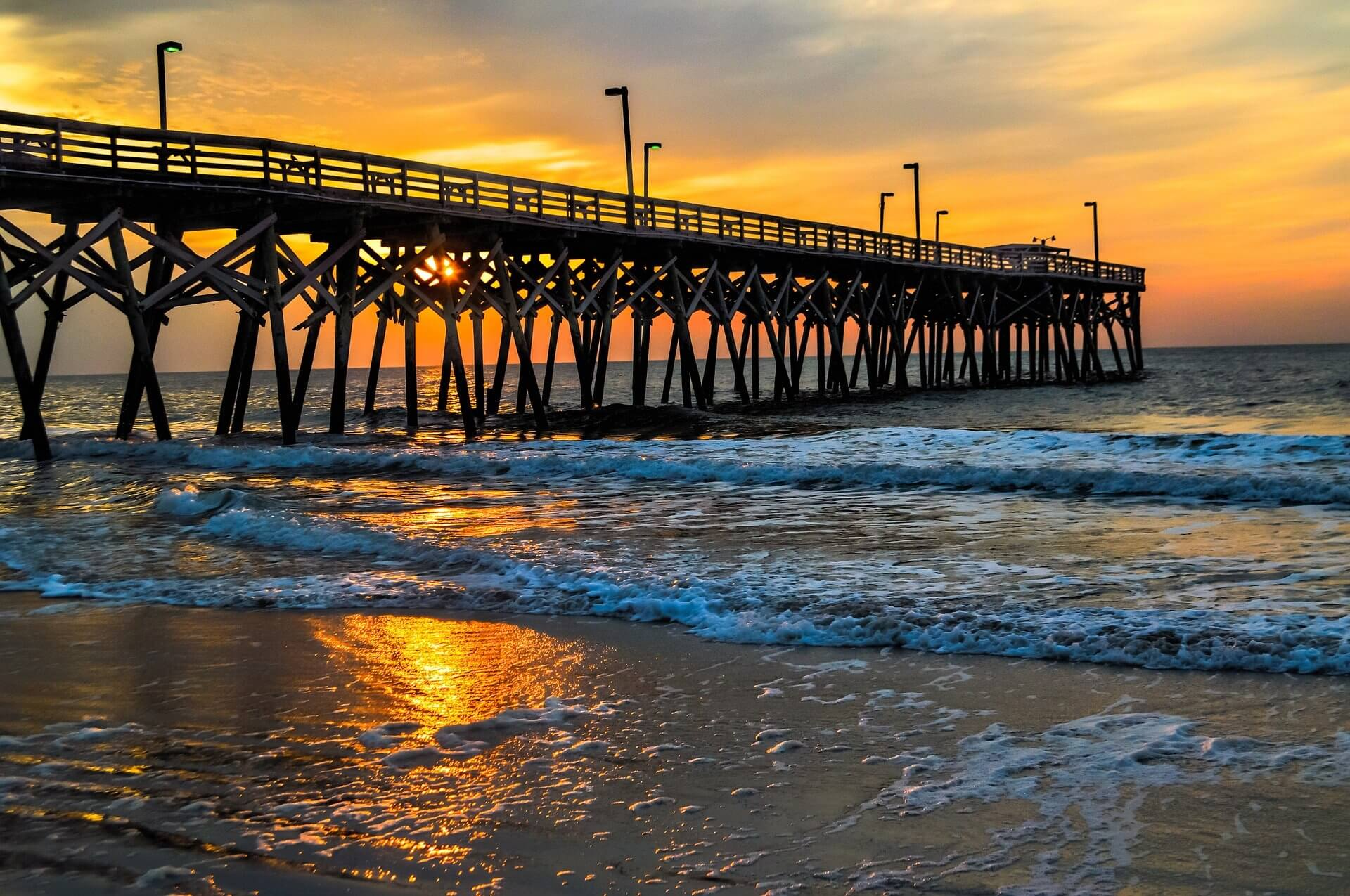 Best Place to visit in the South Carolina